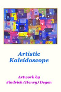 Cover for Artistic Kaleidoscope